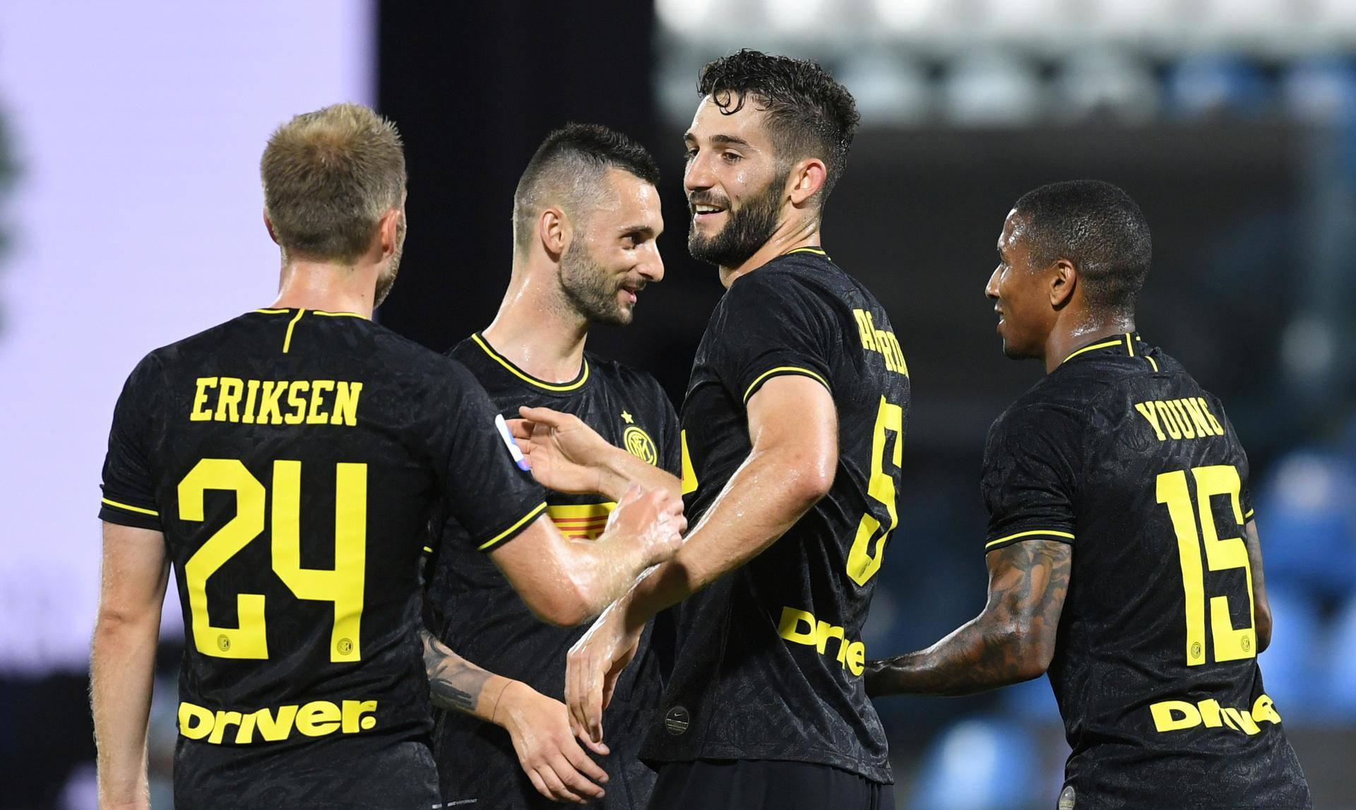 Serie A - SPAL v Inter Milan
