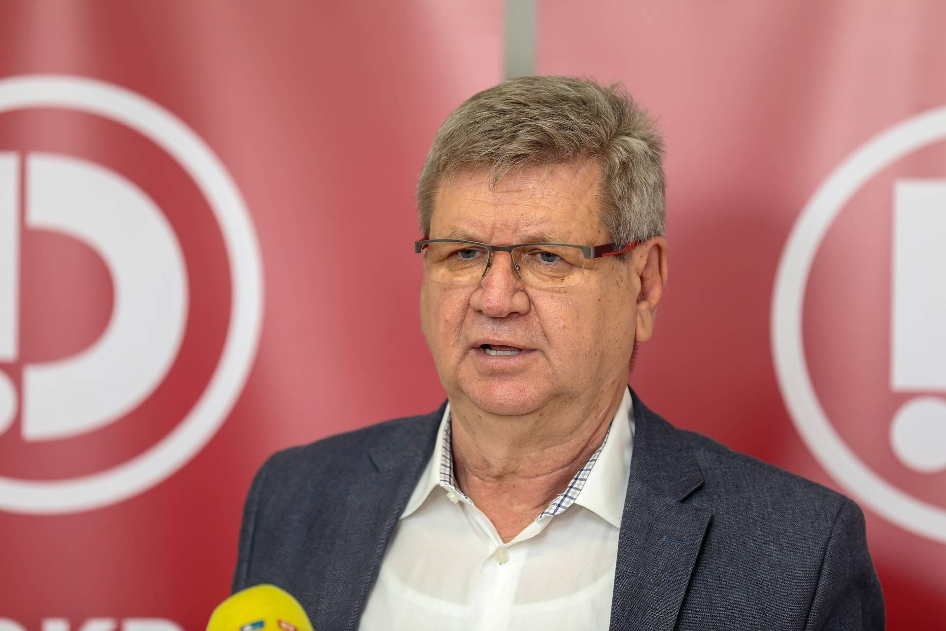 Pula: Konferencija za medije stranaka Demokrati i Hrvatski laburisti