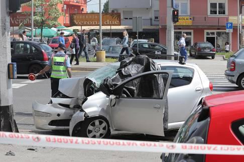 Policija objavila detalje sudara: Muškarcu pozlilo u vožnji pa se zabio u 39-godišnju pješakinju