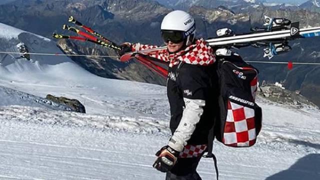 Novi uspjeh naše velike skijaške nade! S brojem 108 do 9. mjesta