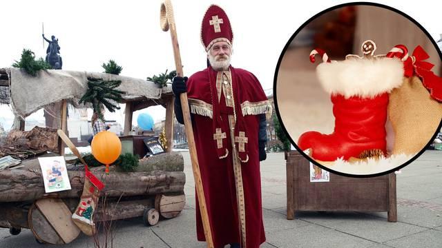 Očistite čizmice! Sutra dolazi Sveti Nikola s darovima za djecu