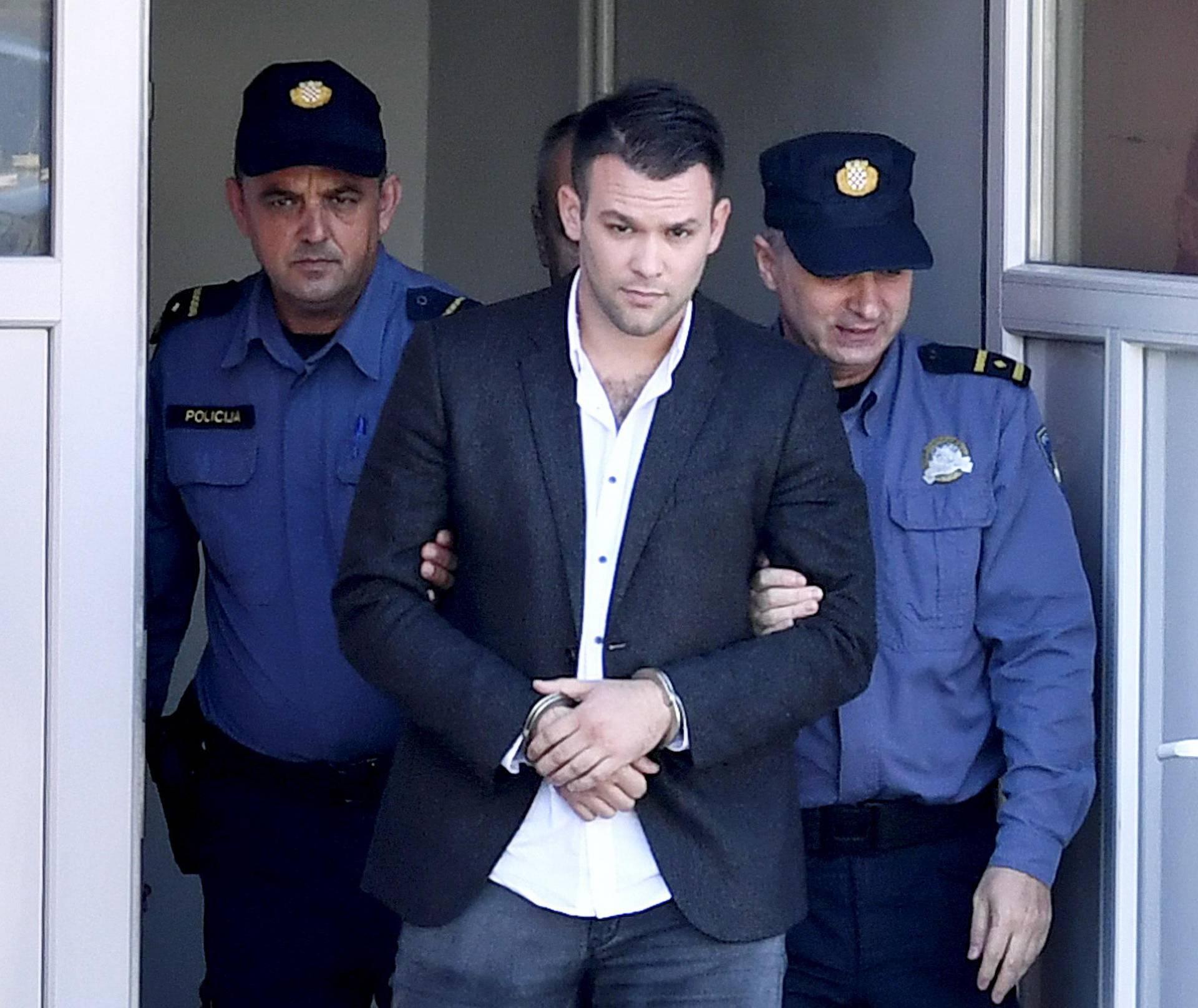 Tužiteljstvo od suda  zatražilo istražni zatvor za Vjeku Sliška