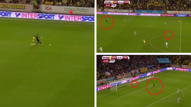 Kamikaza Lloris: Šveđanima je poklonio gol s centra za slavlje