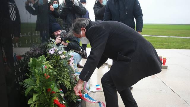 Pupovac u Zagrebu odao počast žrtvama Škabrnje i Nadina