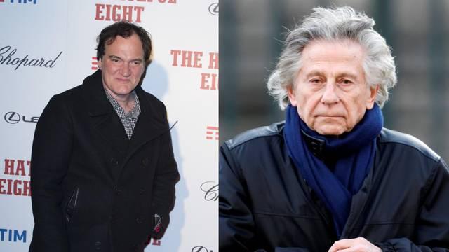 Tarantino brani Polanskog: Nije bio nasilan pa to nije silovanje