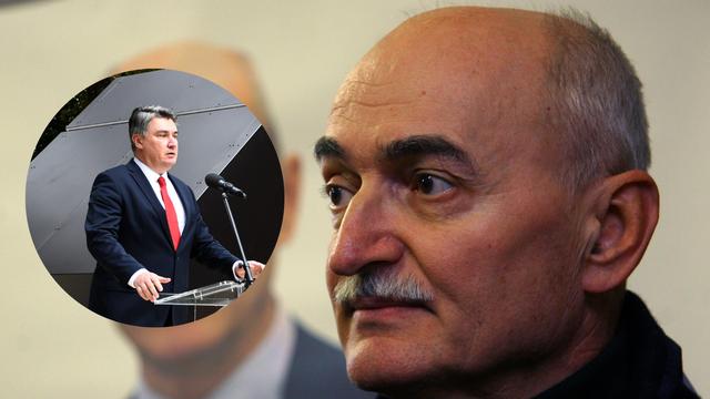 Predsjednik Milanović izrazio sućut obitelji preminulog Letice