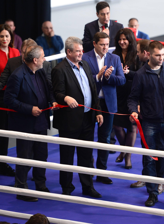 Otvoren impresivan boksački centar: Ovog nema ni u Vegasu
