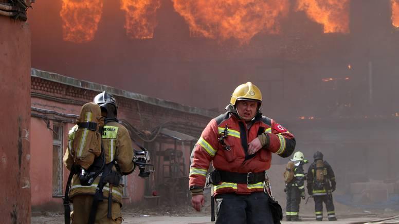 Rusija: Eksplodirao plin u zgradi, poginulo je dvoje ljudi