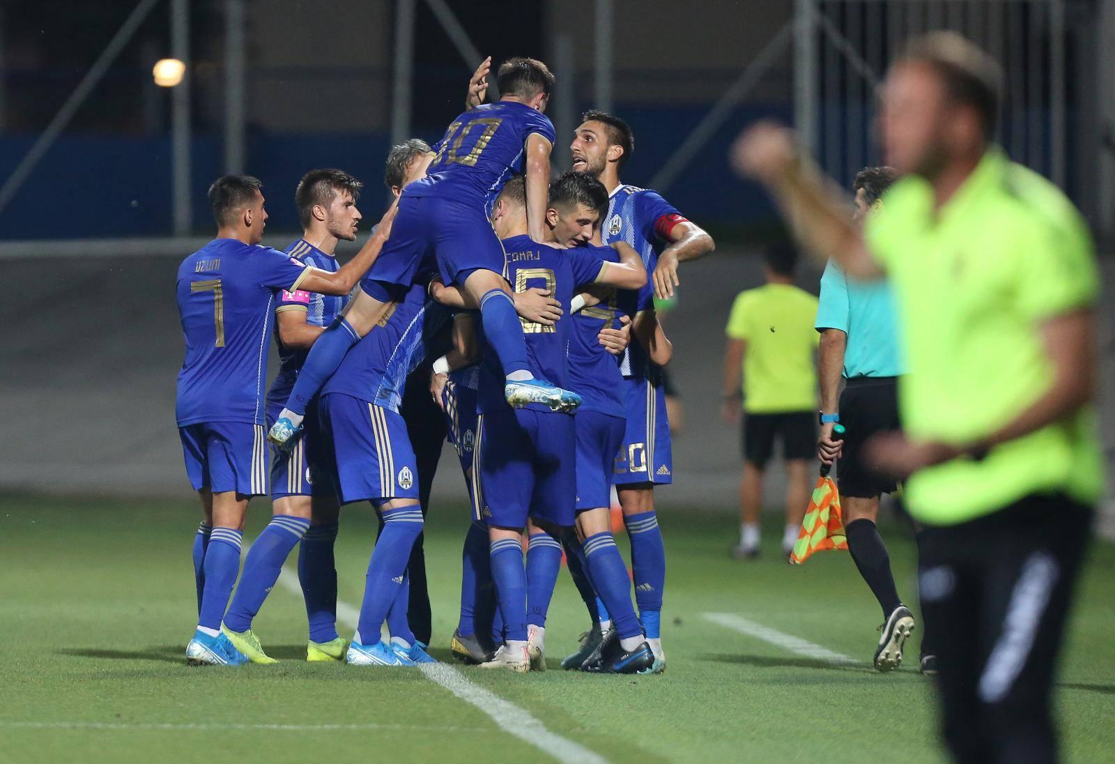 Zagreb: Lokomotiva i Iatra sastali se u 4. kolu HT Prve lige