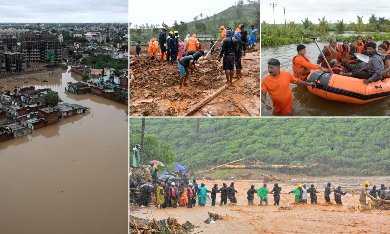 Broj mrtvih u monsunskom kaosu u Indiji premašio je 150