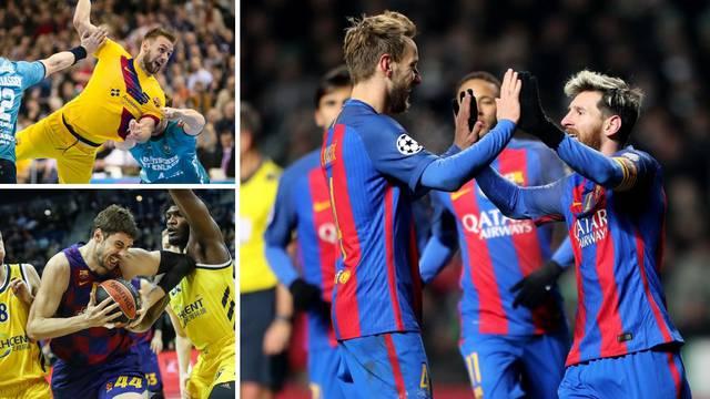 Barcelona Hrvatima reže plaće: Na udaru Rakitić, Tomić, Luka