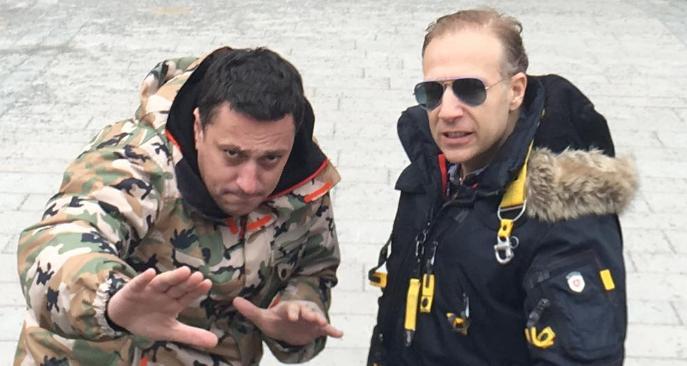 Andrija bi snimao gay scene s kolegom: 'Lijep je i zgođušan'
