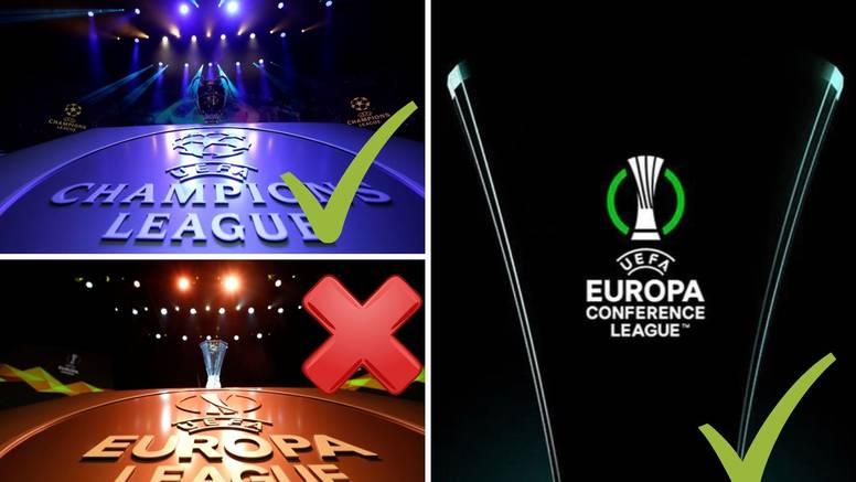 Pa-pa, Europska ligo: HNL sada daje predstavnika samo za Ligu prvaka i novo Uefino natjecanje