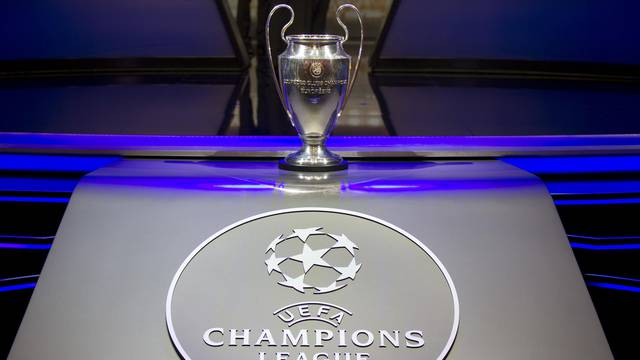 UEFA Champions League Group Stage Draw in Monaco