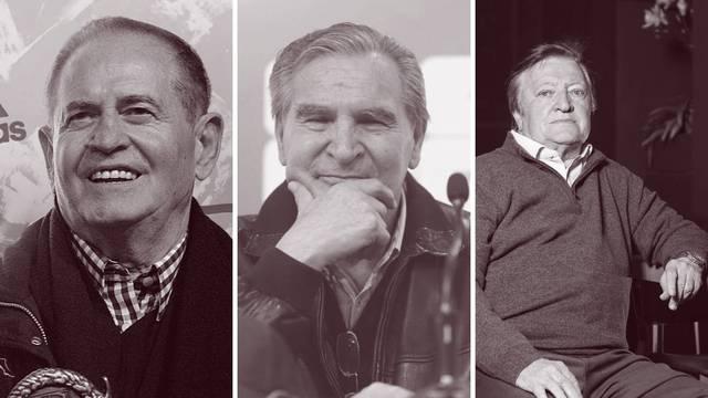 Tužna jesen za dinamovce: U 50 dana otišle su tri legende kluba