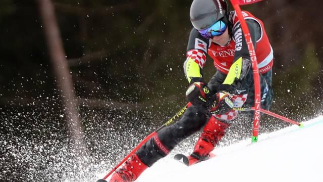 Alpine skiing: World Cup