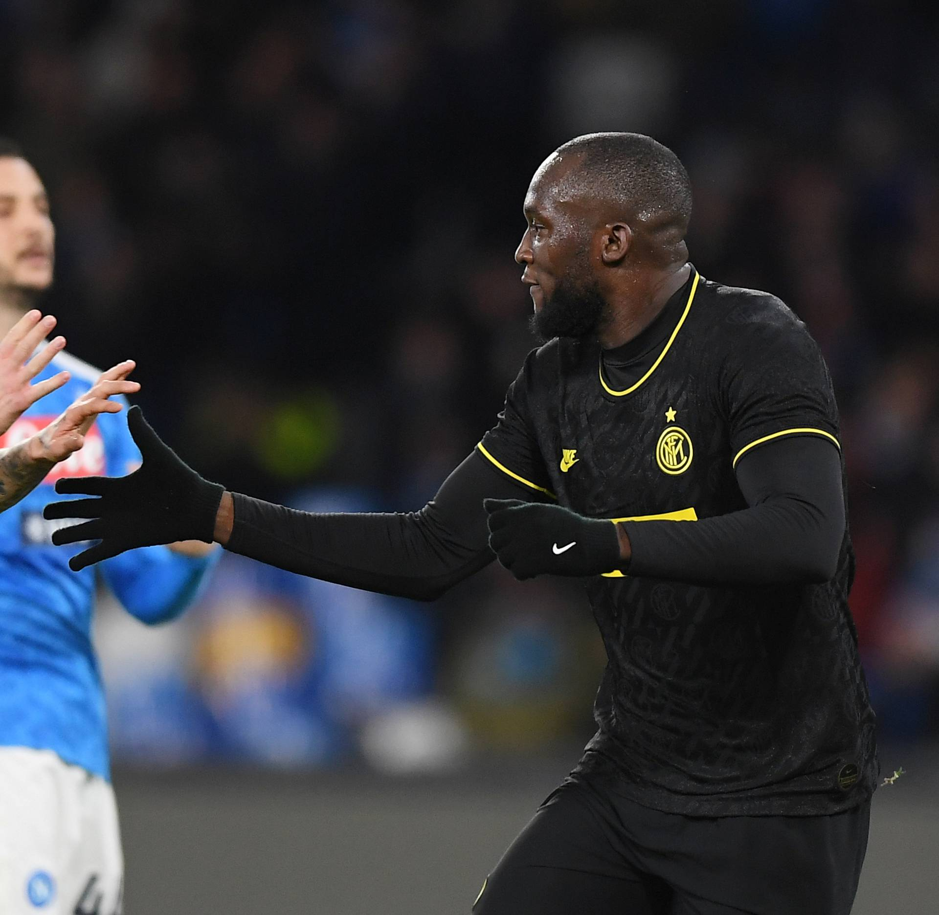 Serie A - Napoli v Inter Milan
