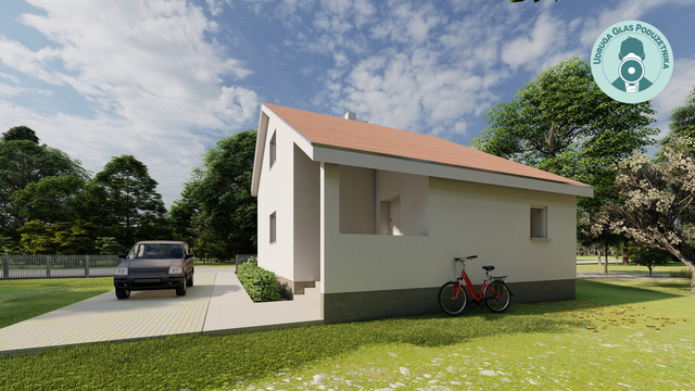 Glas poduzetnika će obnavljati: Ovo je kuća otporna na potrese, misle je izgraditi za mjesec dana