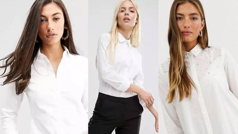 Svakodnevna elegancija: 10 kombinacija s bijelom košuljom