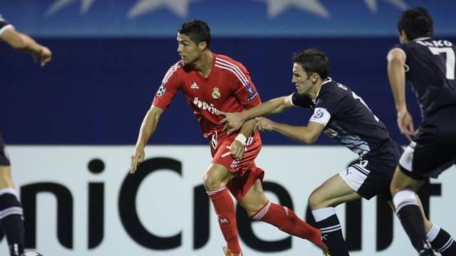 CR zabio 750. gol u karijeri, ali na Maksimiru nije zabio Dinamu