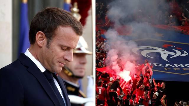 'To je neprihvatljivo': Francuski predsjednik ispričao se Albaniji