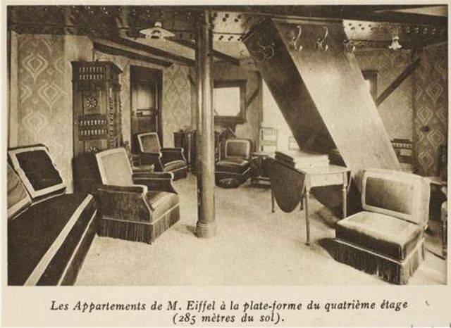 Na vrhu svijeta: Sve tajne sobe koju je Eiffel ljubomorno čuvao