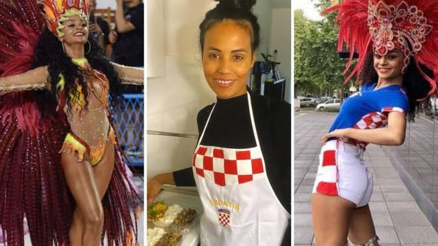 Brazilka voli hrvatska jela: 'Zna se, najviše volim jesti sarme...'