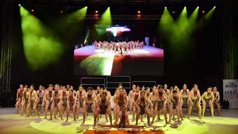 Tri tisuće plesača i akrobata iz svijeta natječe se u Zagrebu