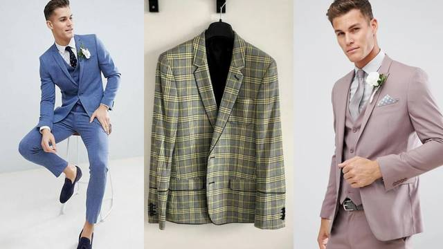 Dobro odijelo znači super kroj, dobar materijal i neutralnu boju