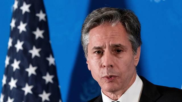 Američki državni tajnik: 'Jedina opcija za Izrael i Palestince jest uspostava  dviju država'