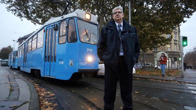 Nije se bojao: Kolegu i putnike spasio od nasilnika u tramvaju