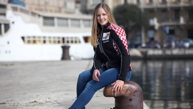 Mlada Riječanka pobijedila je u slalomu, najbolja je na svijetu!