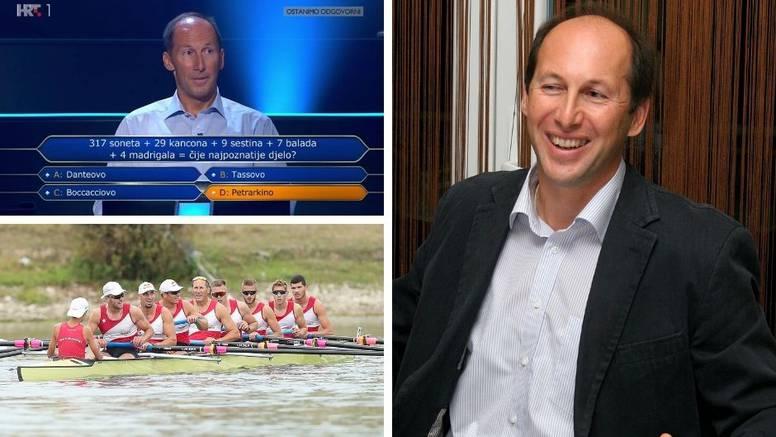 Boraska: Bio sam na kvizovima i prije 20 godina, još ću veslati