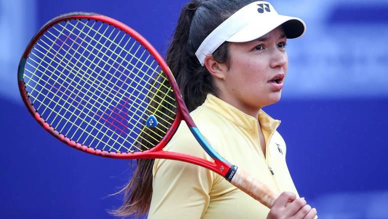 Juniorski US Open: Marčinko u četvrtfinalu ispala nakon 3  seta