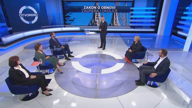 'EU za obnovu Zagreba od potresa daje 600 milijuna eura'