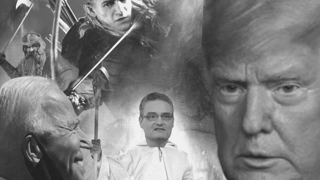 Trumpov poraz teško pogodio Vicu Batarela, citira Gospodara prstenova i poziva na borbu...