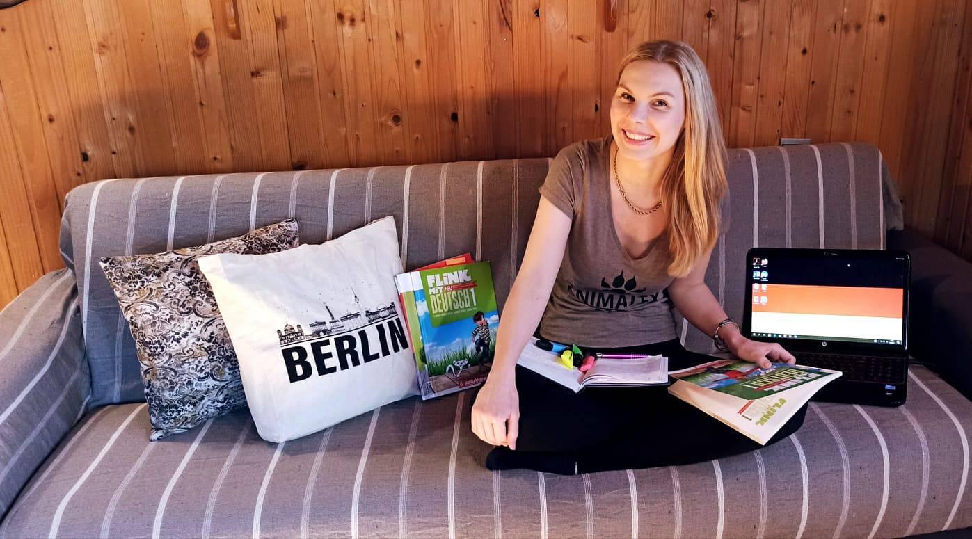 Besplatno pomaže djeci: S Iris želim učiti i kad prođe korona