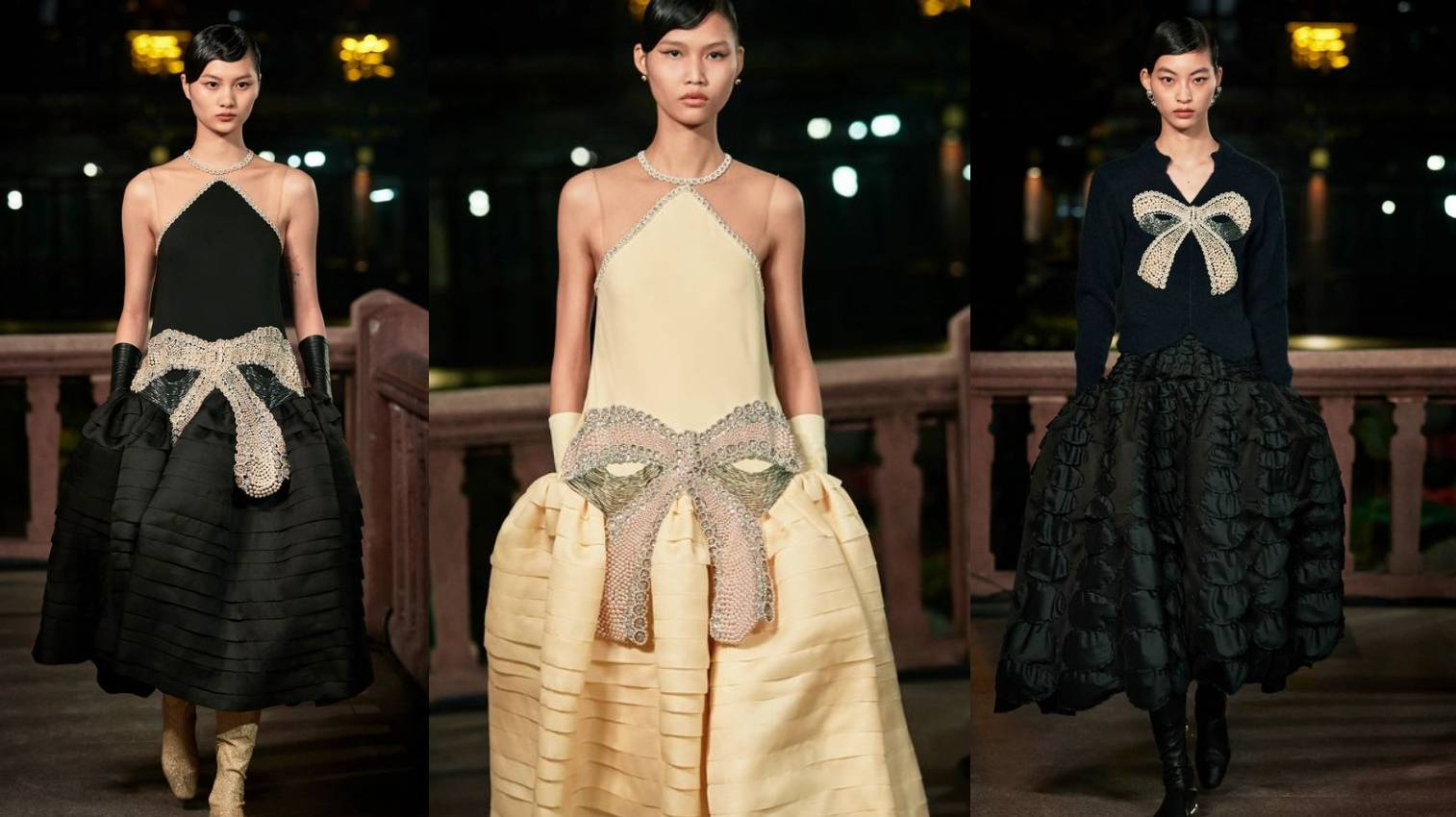 Lanvin za noćne ptice: Važno je imati jako veliku glitter mašnu