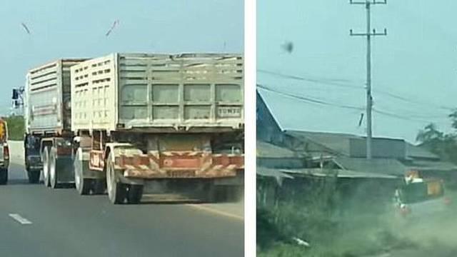 Tajland - autocesta
