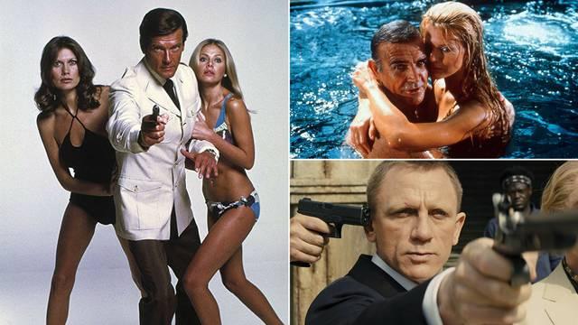 Bond evoluirao od ljubavnika i ubojice sve do ranjivog agenta