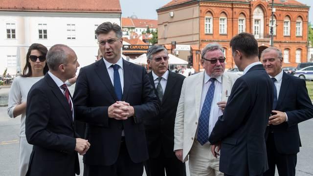 Plenković: Zaokružili smo sve temeljne nacionalne zadaće