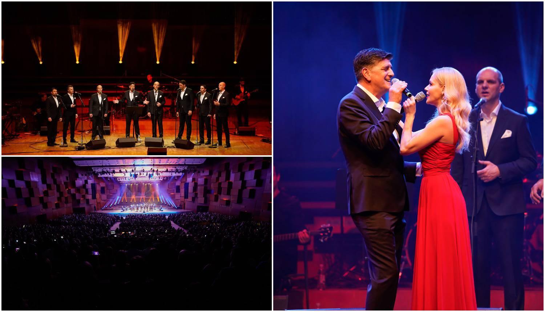 Prvi koncert Klape Rišpet u Lisinskom: Rozga i Doris gošće