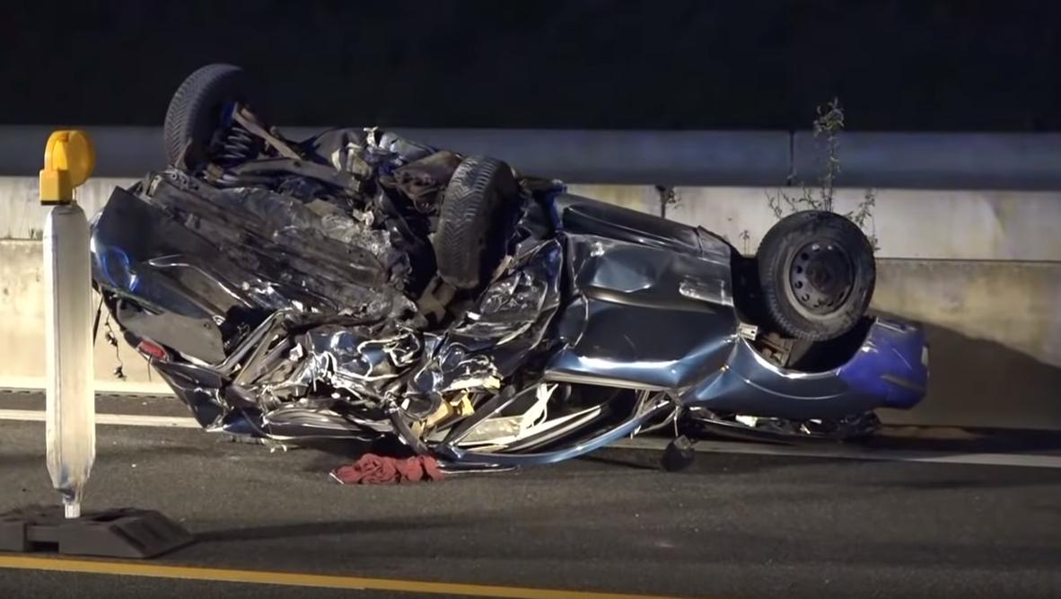 Horor nesreća kod Hamburga: Srbin BMW-om 'zdrobio' Ford