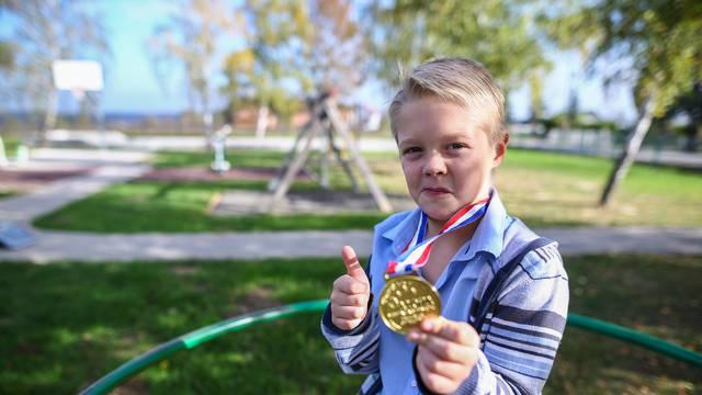 Patrik Cudic osvojio zlato u Moskvi