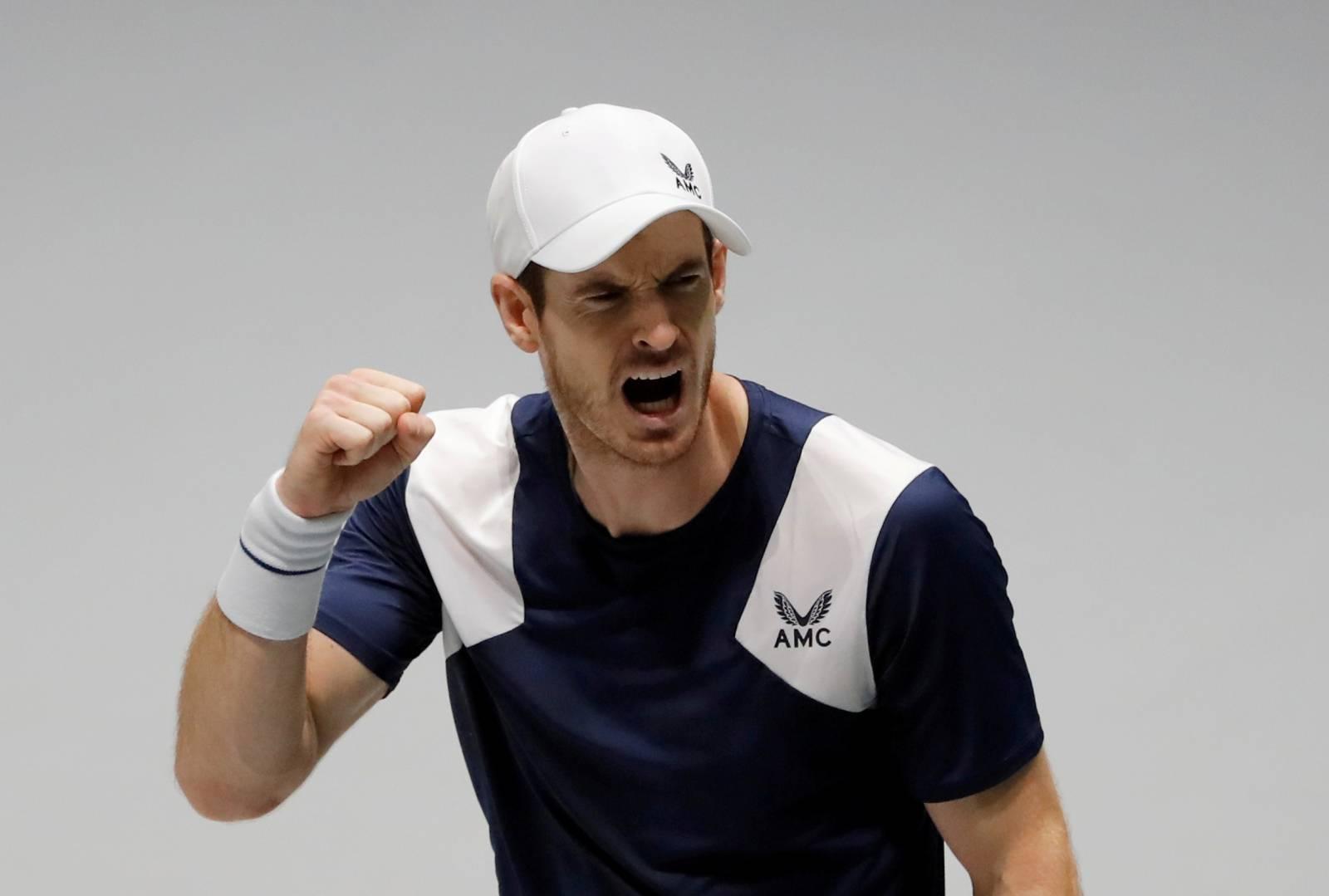 FILE PHOTO: Davis Cup Finals