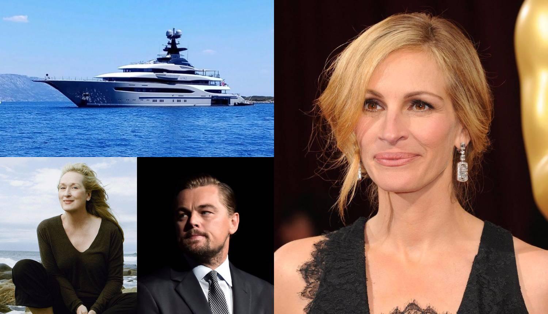DiCaprio tulumario na Korčuli s Meryl, a stiže i Julia Roberts