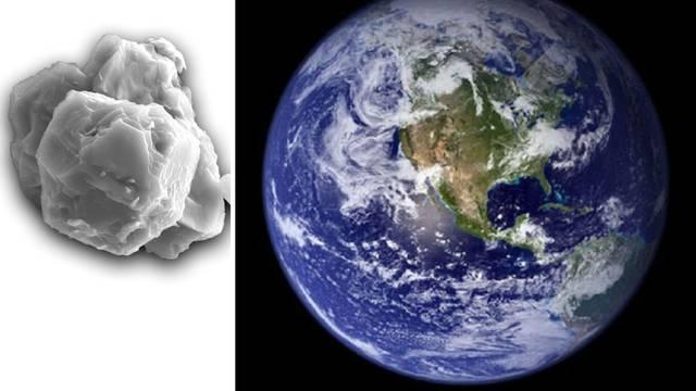 Najstariji materijal na Zemlji stariji je i od našeg planeta