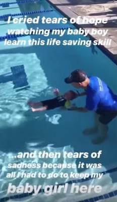 Poslije tragedije: Bode Miller sinu angažirao učitelja plivanja