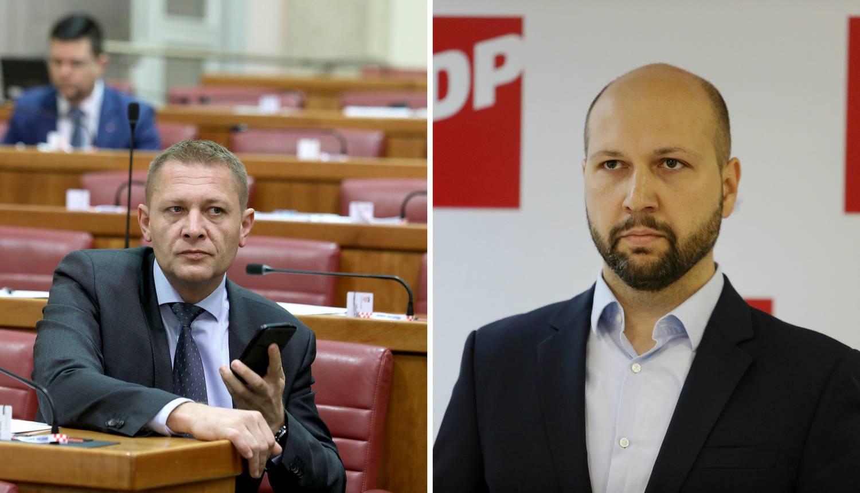 Beljak i Zmajlović optužili HDZ i Barišića za političku trgovinu