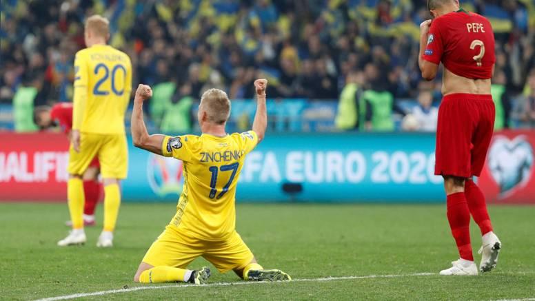 Zinčenko: Ljudi, vodite ljubav cijelu noć, Ukrajina je na EP-u!